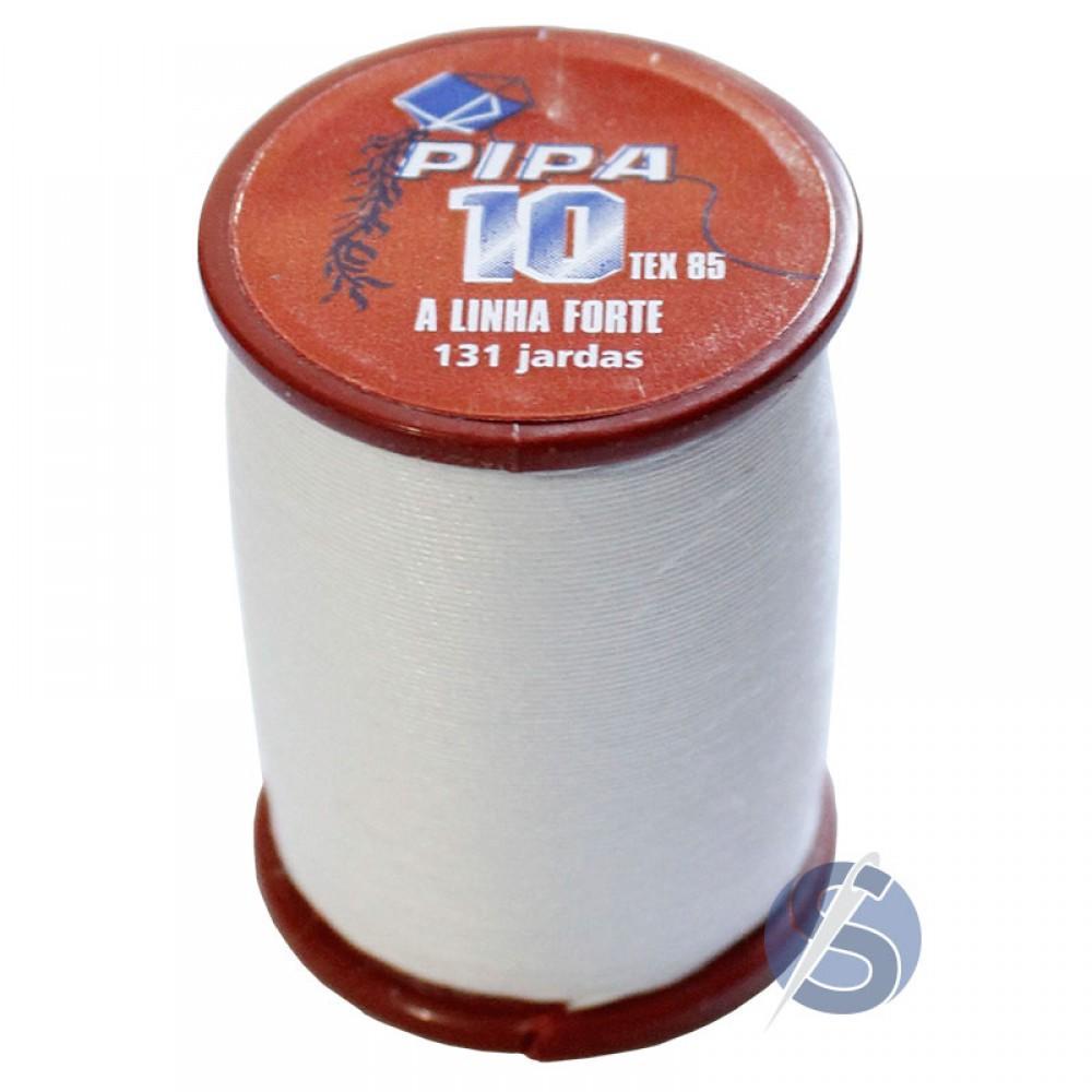 Linha Pipa 10 120m - 131 jardas - Tex 85