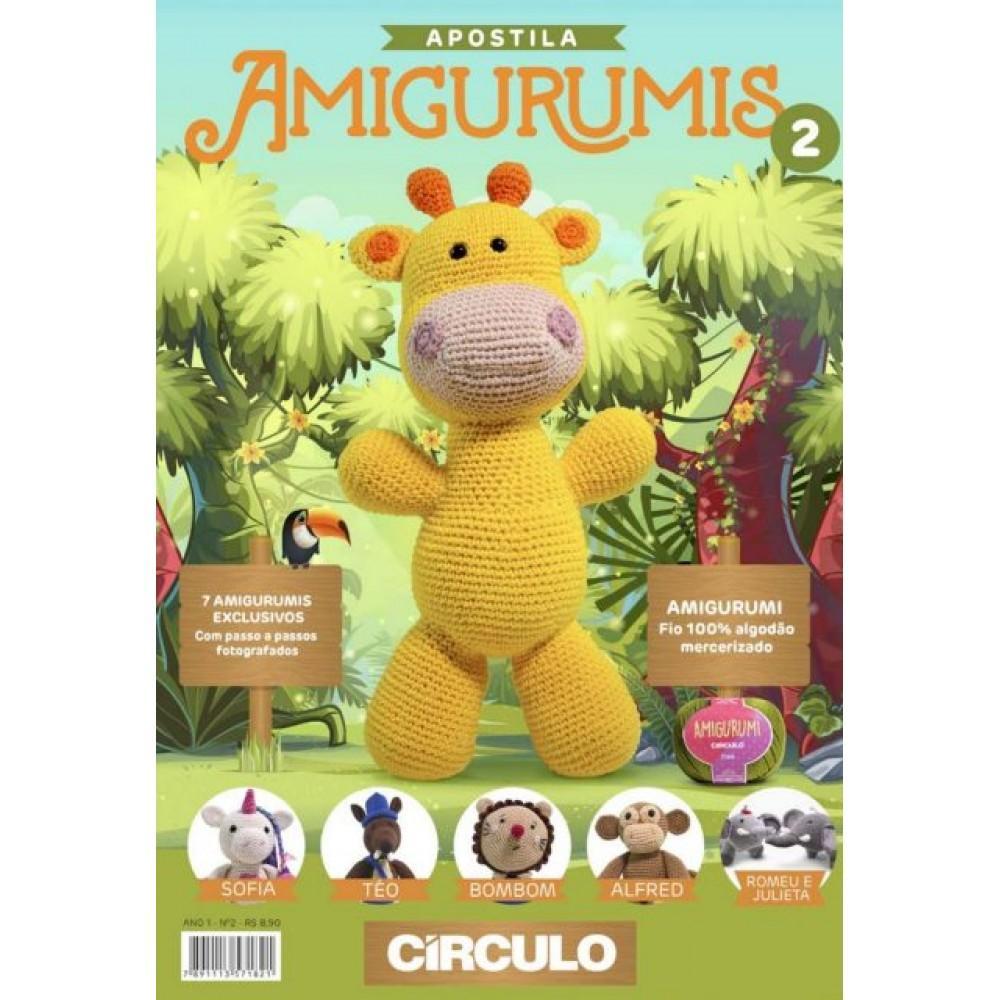 Revista Apostila Amigurumi nº2