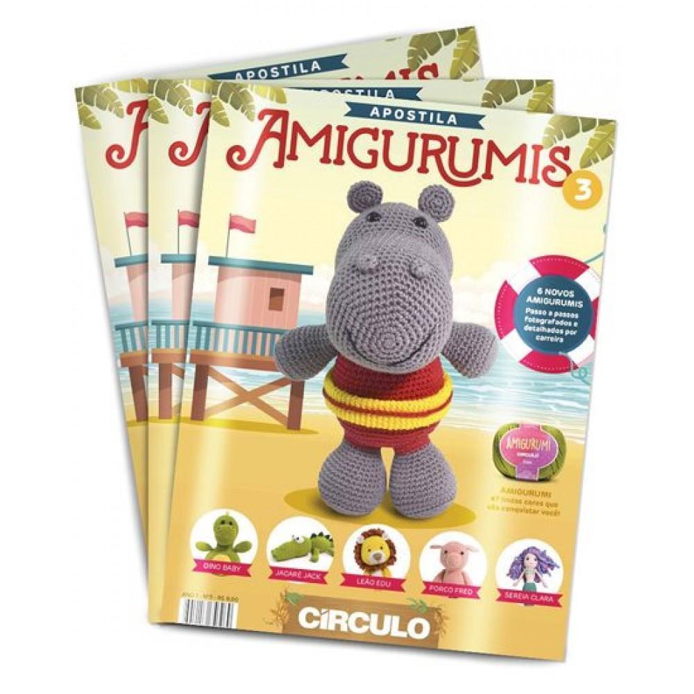 Revista Apostila Amigurumi nº3