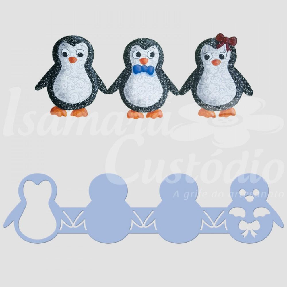 Régua para Barrado Pinguim 1