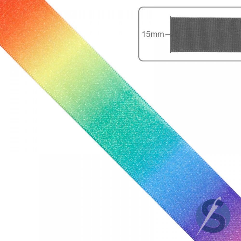 Fita de Cetim Multicolor Gitex 15mm
