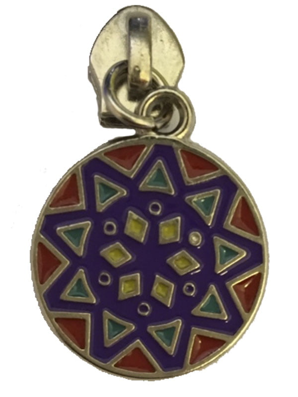 Cursor Níquel Mandala Nº5