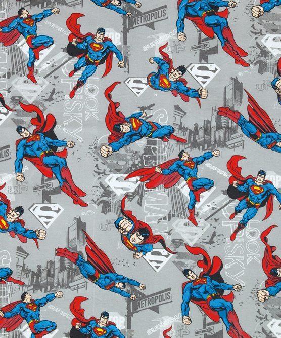 Tecido Impermeável Belize Superman