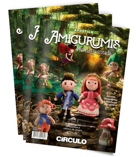 Revista Apostila Amigurumi nº10