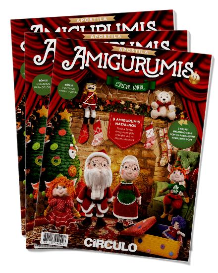 Revista Apostila Amigurumi nº12