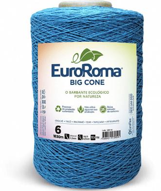Barbante EuroRoma Nº6  Azul  Piscina 1,800 KG