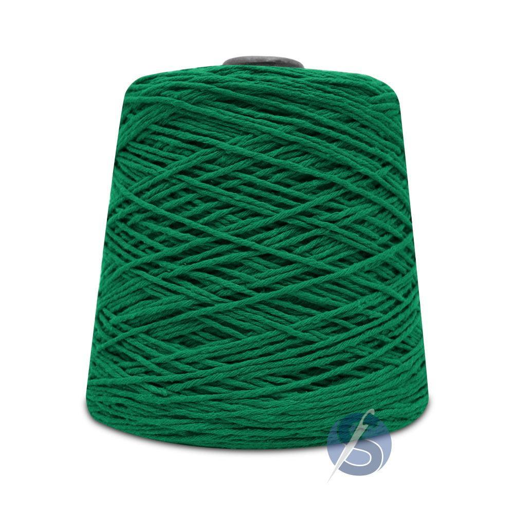 Barbante EuroRoma Nº6 Verde Bandeira 600 Gramas