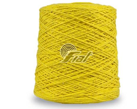 Barbante Fial Amarelo Ouro Cor 14 nº6 700g