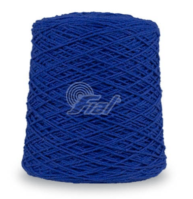 Barbante Fial Azul Royal nº6 700g
