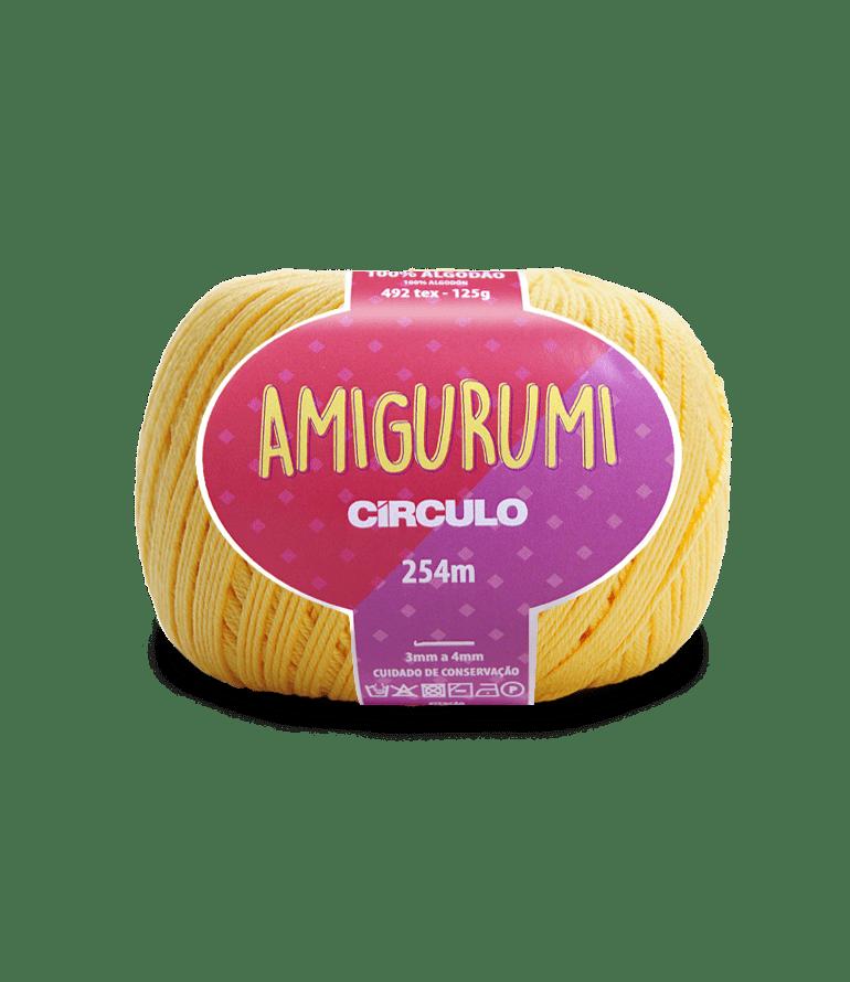 Linha Amigurumi 1317 Solar 254 m