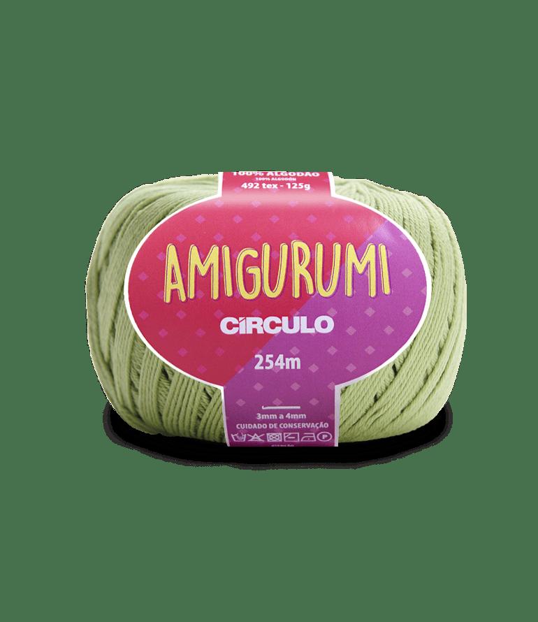 Linha Amigurumi 5741 Periquito 254m