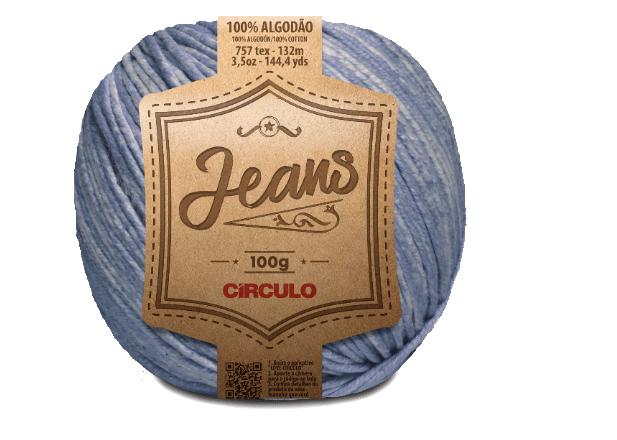 Linha Jeans Delave 8741 132m