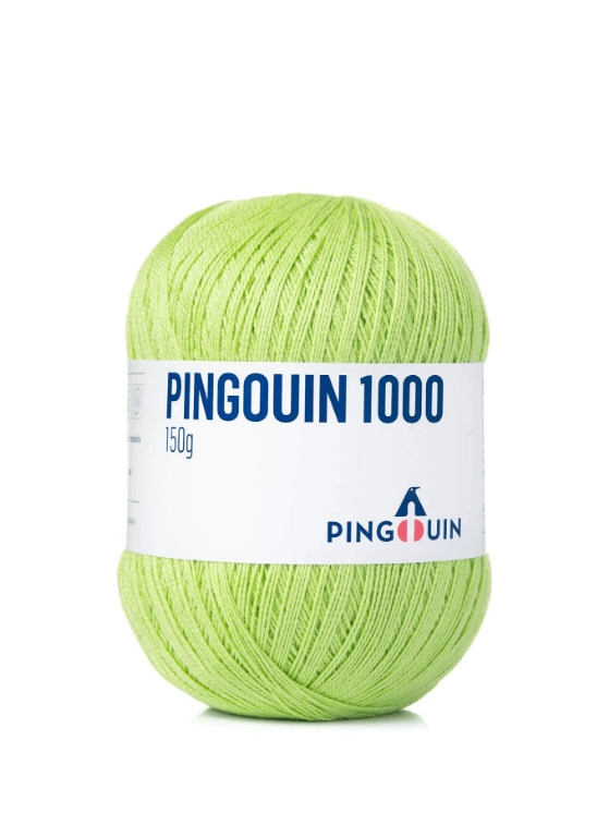 Linha Pingouin 1000 612 Pistache 150 Gr