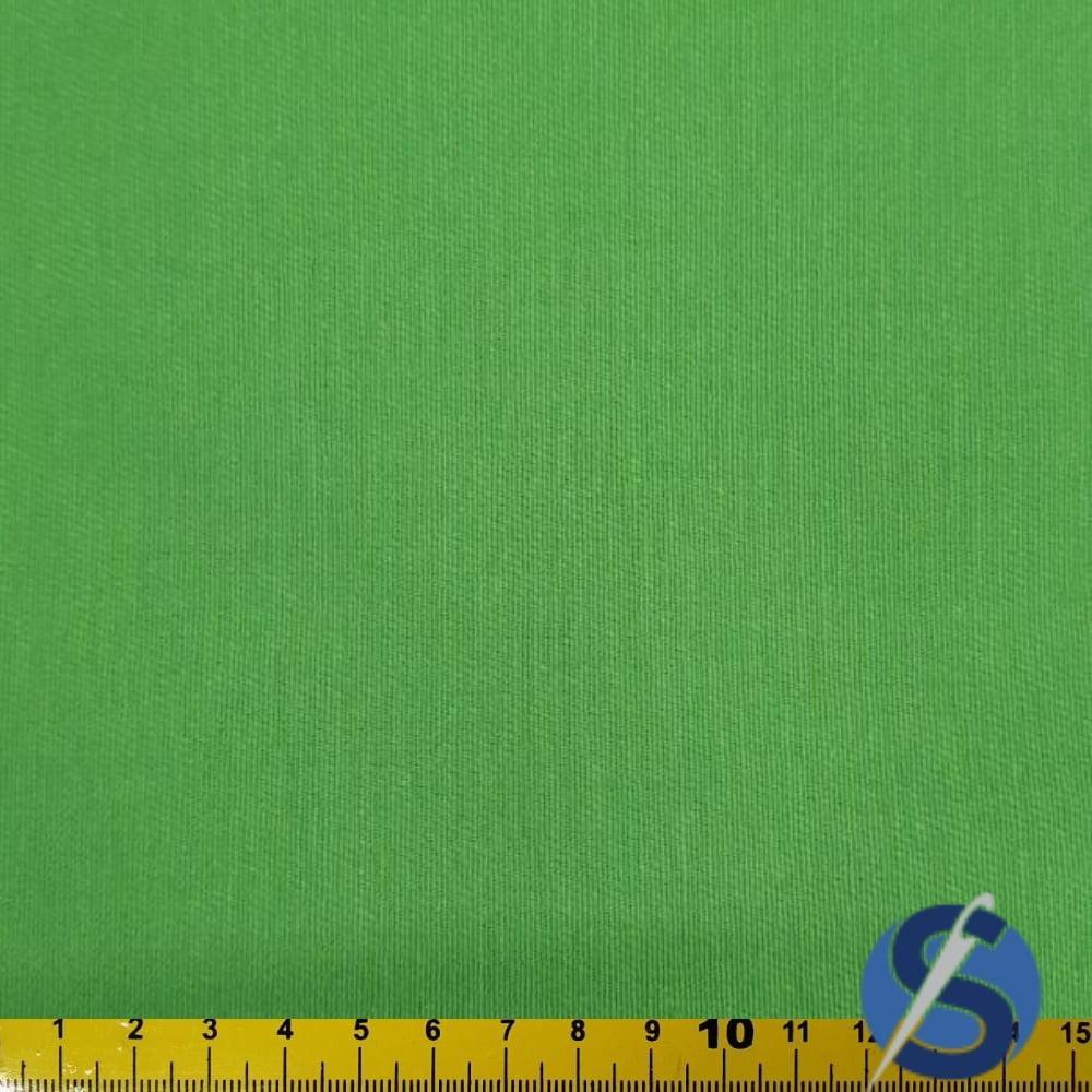 Tecido Brim Verde Pistache