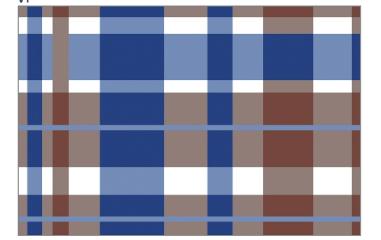 Tecido Chita Xadrez Azul
