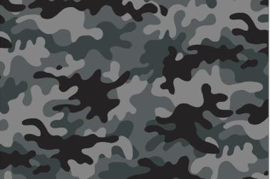 Tecido Tricoline Cinza Camuflado