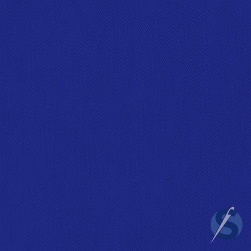 Tecido Tricoline Liso Azul Royal Acetinado