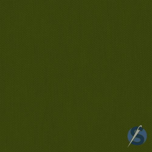 Tecido Tricoline Liso Verde Militar Acetinado