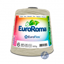 Barbante EuroRoma nº6 Cru