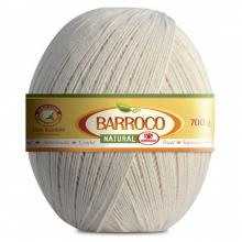 Barbante Barroco Natural Nº 6 700g