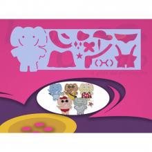 Régua para Barrado Elefante