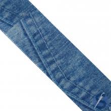 Fita de Cetim Jeans 38 mm