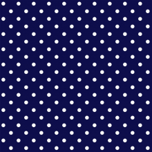 Tecido Tricoline Poá Médio Azul Marinho