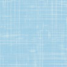 Tecido Tricoline Azul Textura Branco