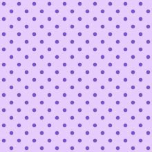 Tecido Tricoline Lilás Poá Médio Roxo