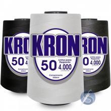Linha Pesponto Kron 4000 Jardas