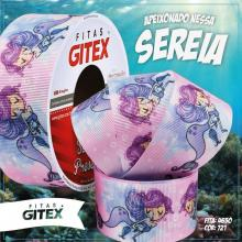 Fita de Gorgurão Gitex Sereia 38mm