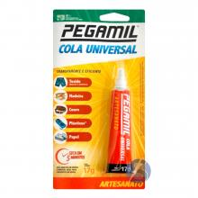 Cola Universal Pegamil Caixa com 12 unidades -17 gramas