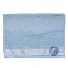 Toalha de Lavabo Dohler para Bordar - Azul