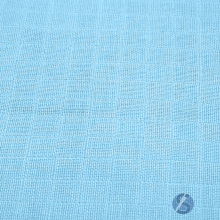 Fralda Quadriculada Azul Mabber Pacote 5m