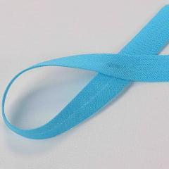 Viés de Algodão Azul Céu 058 35 mm