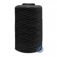 Barbante EuroRoma nº6 250 Colors 1,8kg Preto