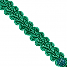 Passamanaria 7090 - Verde Esmeralda 17