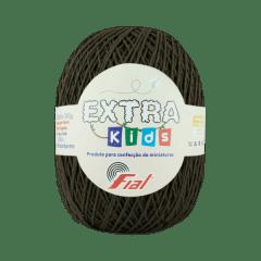 Barbante Fial Extra Kids 35 Marrom 130g  - Cópia (1)