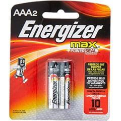 Pilha Energizer  Max AAA2