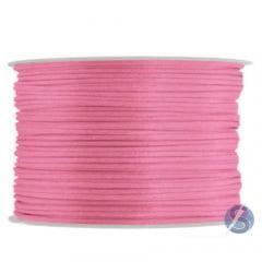 Cordão De Cetim 1 mm Baby Pink 19