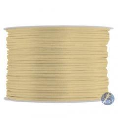 Cordão De Cetim 1 mm cream 015