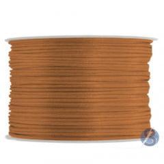 Cordão De Cetim 1 mm Camel 75