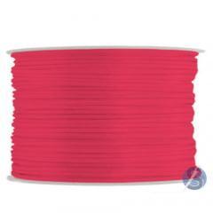 Cordão De Cetim 1 mm  Pop Pink 80