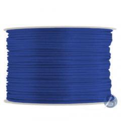Cordão De Cetim 1 mm Azul Bic 303