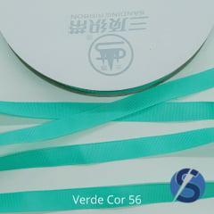 Fita Gorgurão Sanding verde 56 22 mm Metro