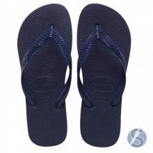Chinelo Havaianas Top Azul Marinho 43/44