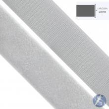 Velcro Branco 20mm Peça 25 Mts