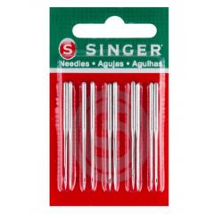 Agulha Singer Overlock E Interlock 6120 Com 10 Unidades Nº 65/09