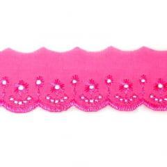 Bordado Inglês Pink BP089-008