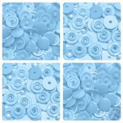 Botão Ritas Pressão Plástico Tic Tac nº12 019 Alfazema Caixa com 200 unidades